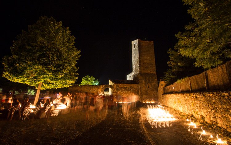 Night of the Candles in Pedraza (1)