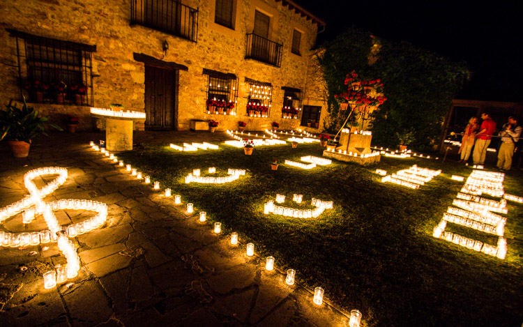Night of the Candles in Pedraza (4)