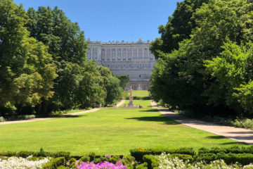 Gardens of the Royal Palace