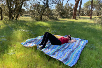 Siesta in the countryside