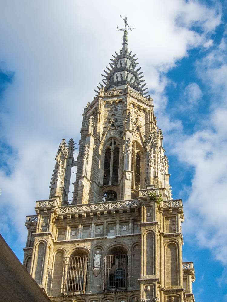 Belltower of Toledo's Cathedral